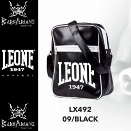 Leone 1947 vertical bag black