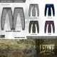 Leone 1947 jogging pants images, photos, pictures on Old Collection LSM787