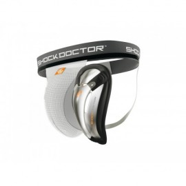 "Coquille de protection boxe Shock Doctor ""Carbon"""