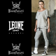 Photo de 100% cuir & made in Italy chaussure boxe blanche Leone 1947 pour Chaussures de boxe CL186BLANC