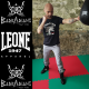 Leone 1947 Boxing shoes Black images, photos, pictures on Shoes & MMA Tong CL186NOIR