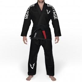 """Kimono JJB Black """"Vantage"""" Black"""