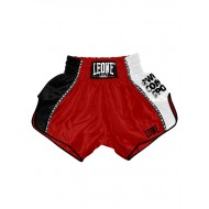 Leone 1947 Training Thaï short red