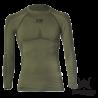 Photo de Tee-shirt Technique manche longue Leone 1947 pour Tee-Shirt de Compression ABX27