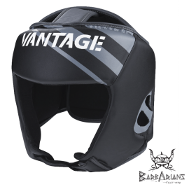 "Vantage Headguard ""Combat Open Face""Black"