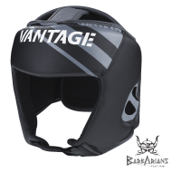 "Vantage Headguard \""Combat Open Face\\""Black images, photos, pictures on Top VAHG018-S"