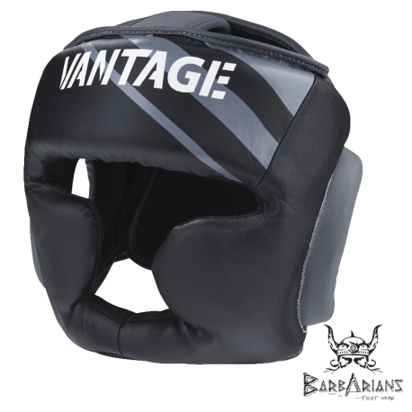 "Vantage Headguard \""Combat Full Face\\"" Black images, photos, pictures on Headguard VAHG017-S"
