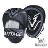 "Vantage Focus Pads \""Combat\\"" Black images, photos, pictures on Kicking Shields [ Thai & Kick Pads 