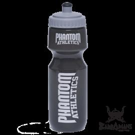 """Phantom Athletics Trinkflasche """"Team"""" Schwarz"""