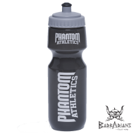 "Phantom Athletics Trinkflasche ""Team"" Schwarz"