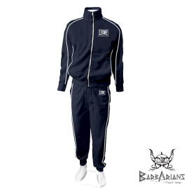 Leone 1947 Boxing Tracksuit blue