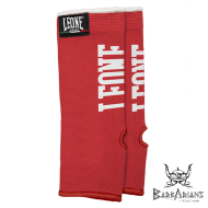 Leone 1947 Thaï Ankle Guards Red