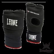 """Sous-gants """"protection +""""  Leone 1947 Noir"""