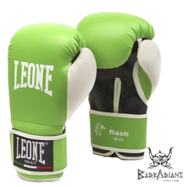 "Leone 1947 Boxing gloves ""Flash"" green"