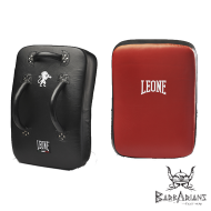 "Kick shield Leone 1947 \""curved\\"" Red images, photos, pictures on Kicking Shields [ Thai & Kick Pads 