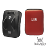 """Kick shield Leone 1947 \\""""curved\\"""" Red images, photos, pictures on Kicking Shields [ Thai & Kick Pads 
