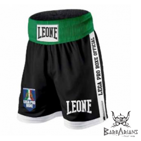 "Leone 1947 Boxing Shorts \""Contender\\"" Black images, photos, pictures on Old Collection AB735"