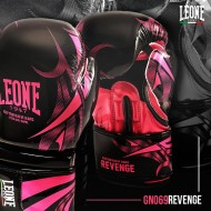 "Leone 1947 Boxing Gloves \""Revenge\\"" Fuschia images, photos, pictures on Boxing Gloves GN069-M"