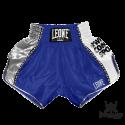 "Leone 1947 Shorts Kick-Thaï 'Training"" blau"