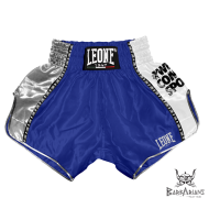 "Leone 1947 Shorts Kick-Thaï 'Training"" blau"