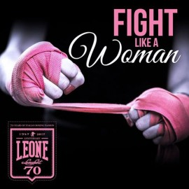 Leone 1947 Boxing Handwraps Pink