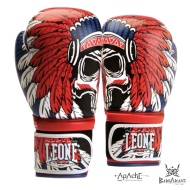 "Boxing Gloves Leone 1947 \""APACHE\\"" images, photos, pictures on Boxing Gloves GN090"