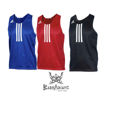 English boxing t-shirt Adidas images, photos, pictures on Old Collection APU002 T-shirt