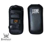 Leone 1947 Thai Pads black leather images, photos, pictures on Kicking Shields [ Thai & Kick Pads | Punch Mitts | belly prote...