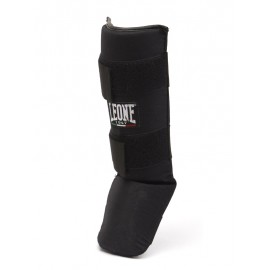 Leone 1947 Shinguards kids Basic Black