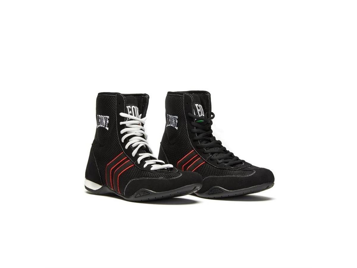 Chaussures Leone 1947 noires 4Pld3