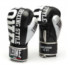 "Leone 1947 Boxing gloves \""Explosion\\"" Black images, photos, pictures on Boxing Gloves GN055-01"