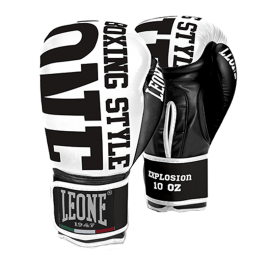"Leone 1947 Boxing gloves ""Explosion"" White"