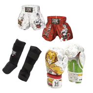 Photo de Pack Enfant/Junior pour Short Thaï/ Kick Pack ABJ01