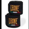 Photo de Bandes de boxe Leone 1947 noir pour bande boxe AB705noire