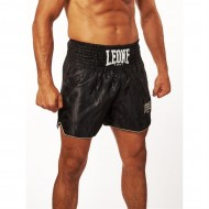 "Leone 1947 Thai shorts \"" Basic \\"" Black images, photos, pictures on Thaï short AB766"