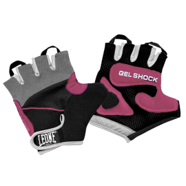 Leone 1947 Body Building Gloves pink