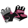 Leone 1947 Body Building Gloves pink images, photos, pictures on Undergloves - Karate & Fitness Gloves AB712
