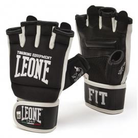 Handschuhe fitness body bekämpfen Leone 1947 Schwarz
