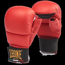 Leone 1947 Gloves Karate Red