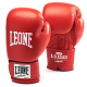"Leone 1947 Boxing gloves \""IL Clasicco\\"" Red images, photos, pictures on Boxing Gloves GN046"