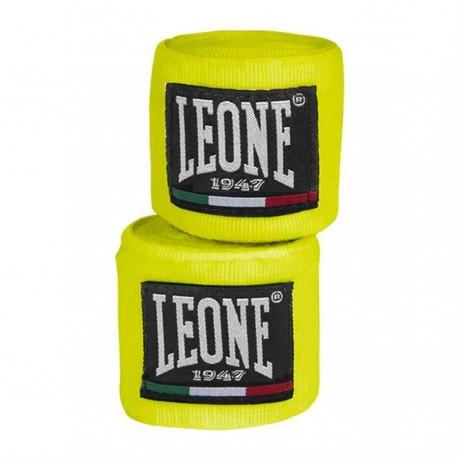 Leone 1947 Boxing Handwraps Yellow images, photos, pictures on Handwraps AB705Jaune
