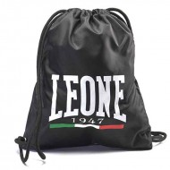 "Sac de sport Leone 1947 ""Gym bag"" noir"