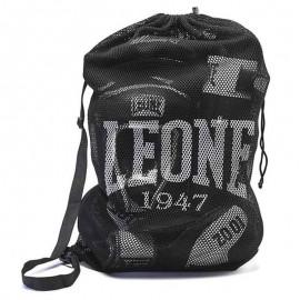 """Leone 1947 sporttasche """"Mesh Bag"""" Schwarz"""