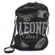 "Leone 1947 \""Mesh Bag\\"" Black images, photos, pictures on Sport bag AC900"