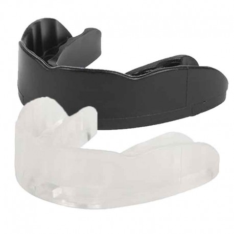 Leone 1947 Mouthguard Single black images, photos, pictures on Mouthguard PD509