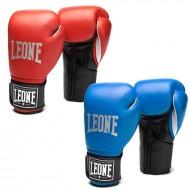 """Photo de Gant de boxe Leone 1947 \\""""The One\\"""" cuir Spécial Anniversaire pour Gant de Boxe GN101"""