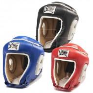 """Photo de Casque de boxe Leone 1947 \\""""Combat\\"""" pour Casque de boxe CS410"""
