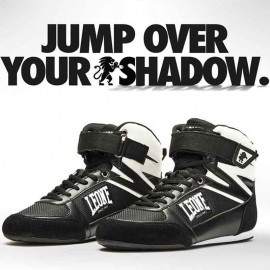 """Leone 1947 Boxing shoes """" Shadow"""""""