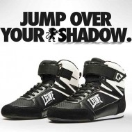 "Leone 1947 Boxing shoes "" Shadow"""