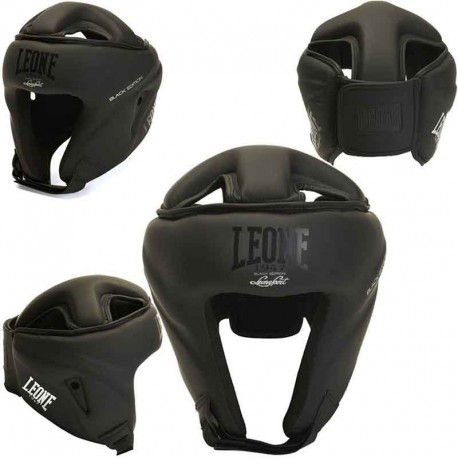 "Leone 1947 Headguard \""BLACK EDITION\\"" images, photos, pictures on Sales -20% CS409"